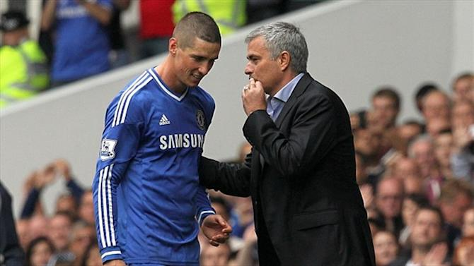 Premier League - Mourinho: Torres needed a change
