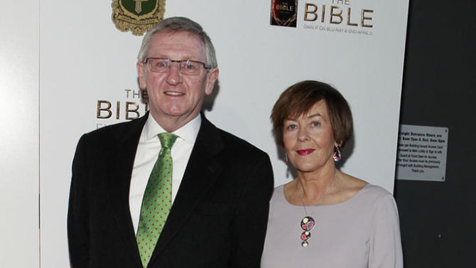 """""""The Bible Experience"""" Opening Night Gala"""