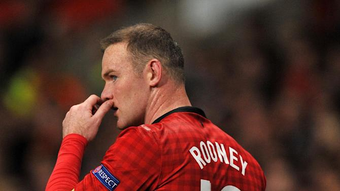 Wayne Rooney is among the nominees announced by FIFA for the Ballon D'Or