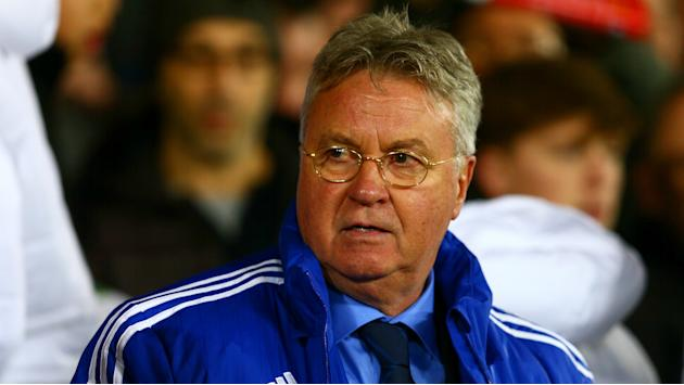 Hiddink favours attacking approach