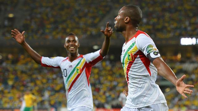 African Cup of Nations - Mali beat South Africa on penalties as hosts' dream ends