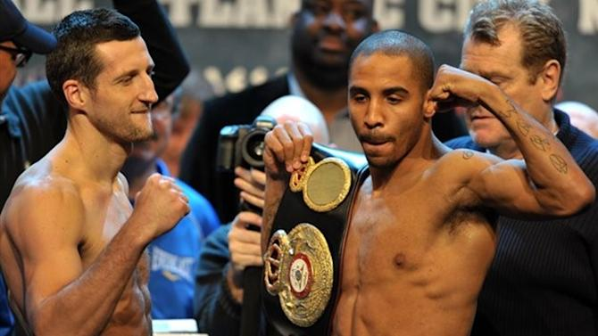 Boxing - Andre Ward keen on rematch with Carl Froch at Wembley Stadium