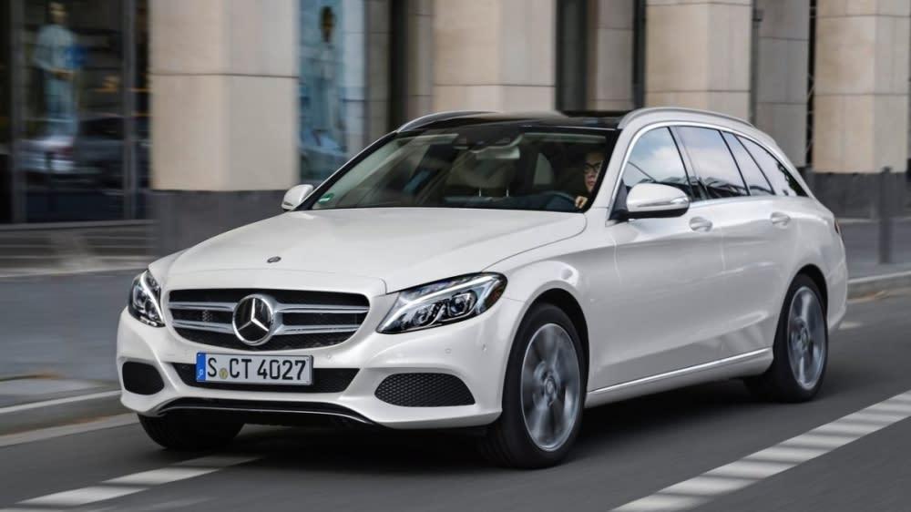 豪華實用風 M-Benz C-Class Estate元月下旬上市