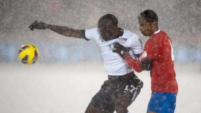 Costa Rica v United States - FIFA 2014 World Cup Qualifier