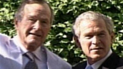Hacker Exposes Bush Family E-mail, Photos
