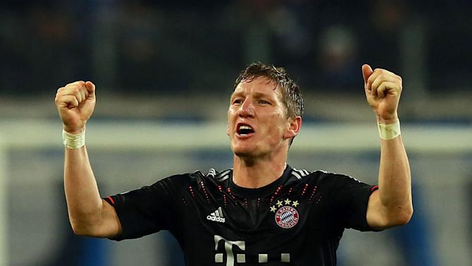 Bastian blow for Germany