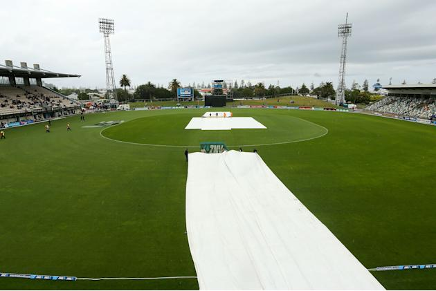 New Zealand v West Indies - Game 2