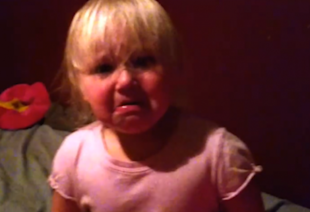Parents Record Toddler's iPad Tantrum — and the World Freaks Out