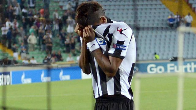 Udinese, homeless Cagliari add to Italy troubles