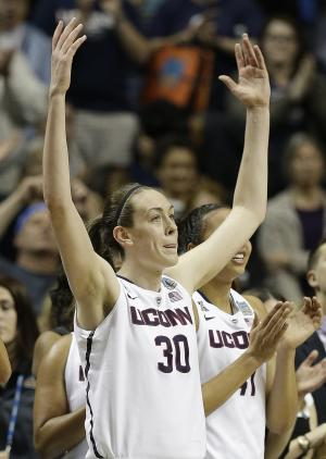 UConn, Notre Dame advance to historic title game