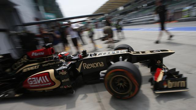 Formula 1 - Lotus set for biggest upgrade of year
