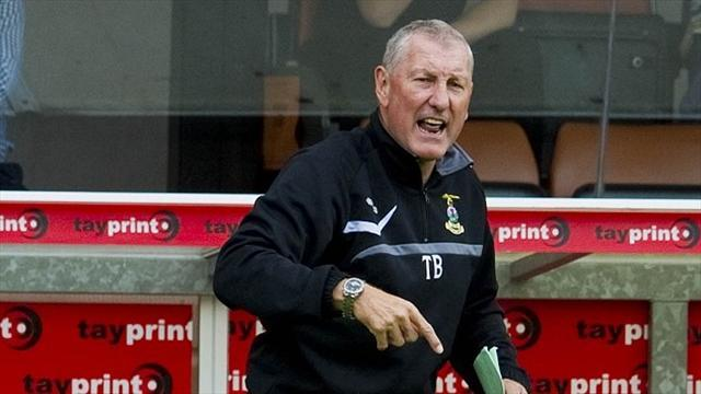 Scottish Premiership - Butcher expected Hibs recovery