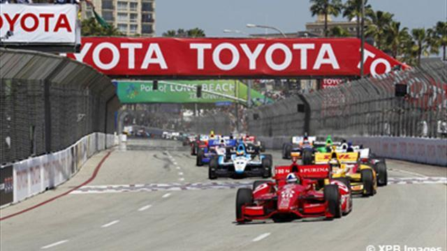 Formula 1 - Long Beach decision delayed