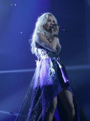 Carrie Underwood Returning to 'American Idol' Stage