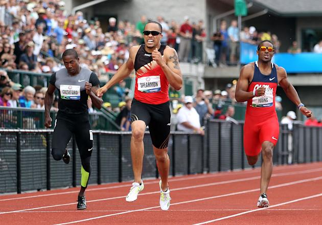 2012 U.S. Olympic Track & Field Team Trials - Day 10