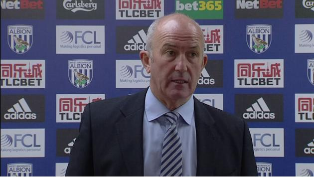 "Pulis says Stoke were ""punished"" by West Ham"