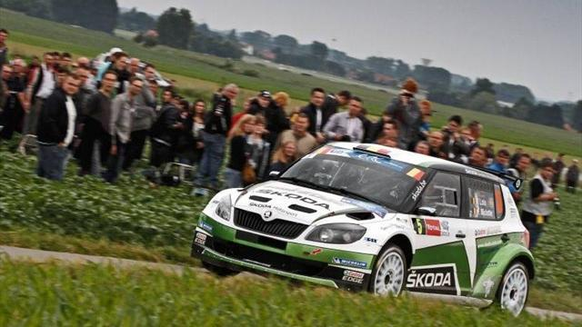 ERC - Loix wraps up victory in Ypres Rally