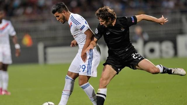 Liga - Granero out for six months