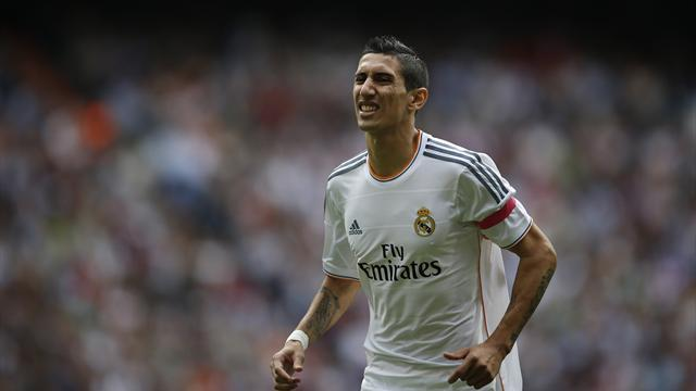 Liga - Di Maria cleared by Real over crotch-grabbing incident
