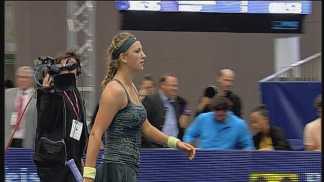 Easy for Azarenka, Ivanovic in Austria