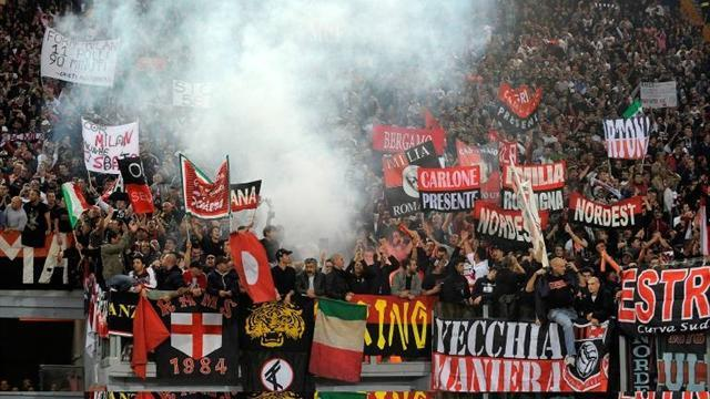 Serie A - Milan ultras meet players, coach to air grievances