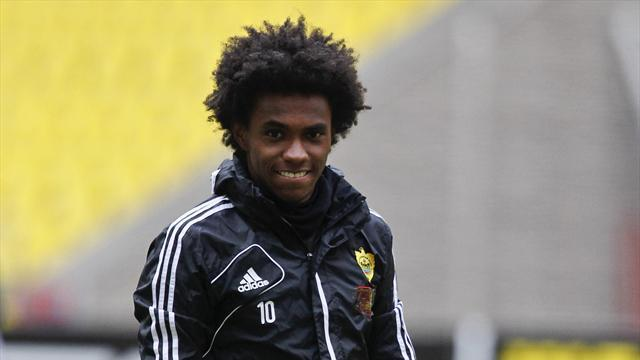 Premier League - Chelsea announce Willian deal