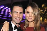 It's Official: Adam Levine is a Married Man!