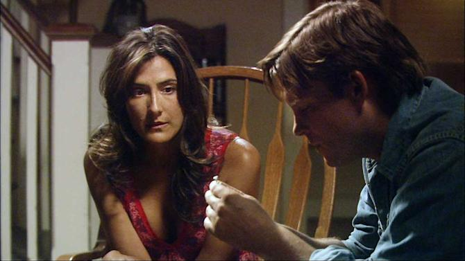 Brad Beyer and Alicia Coppola star in Season 2 of Jericho.