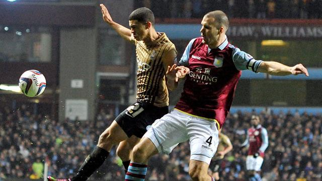 Football - Vlaar could leave Villa next season