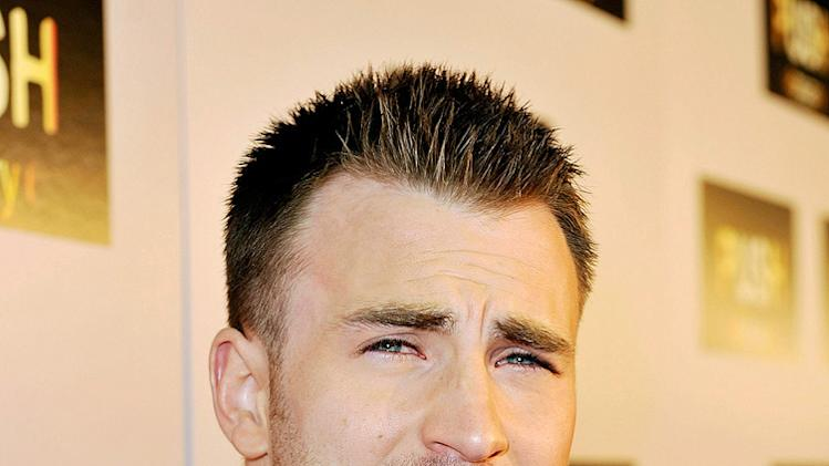 Push LA Premiere 2009 Chris Evans