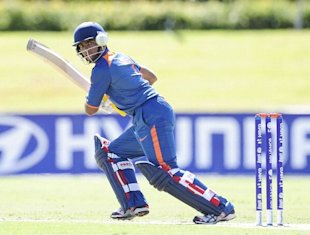 ICC U19 Cricket World Cup 2012 - West Indies v India