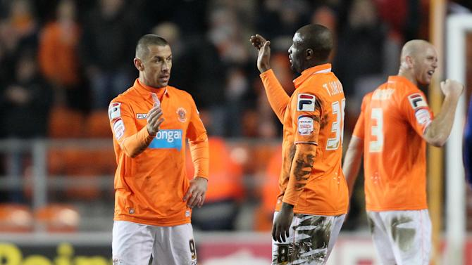 Kevin Phillips (left) and Lomana Lualua