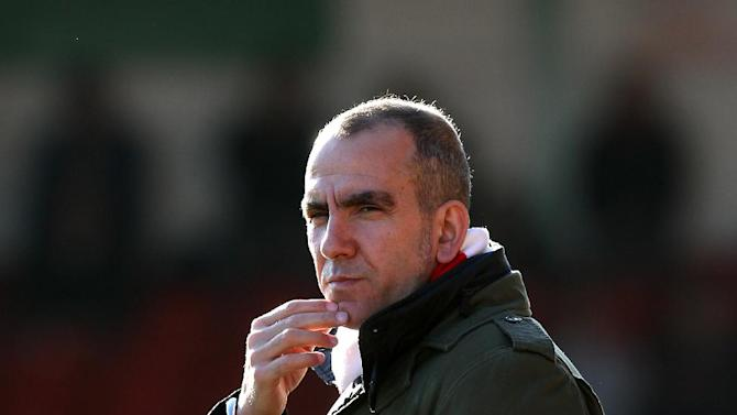 Swindon manager Paolo Di Canio hopes to bring in five new players to ensure the Robins do well in League One
