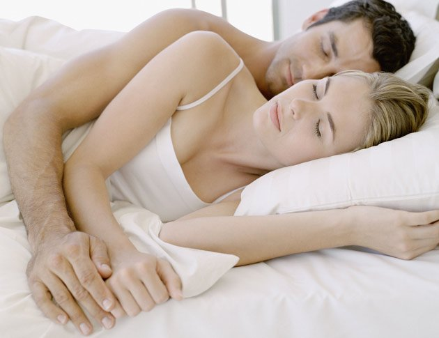 Cuddling Positions Meaning This is when couples sleep
