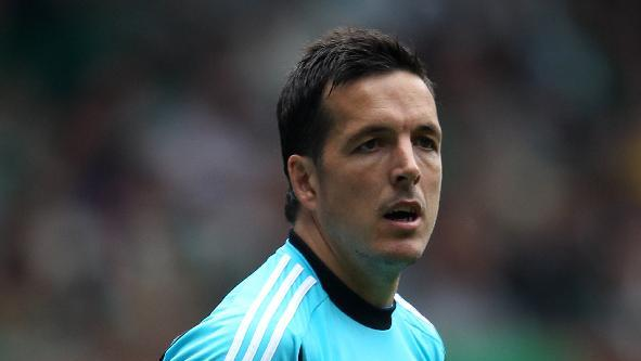 Aberdeen stopper Jamie Langfield admitted he had a quiet time against Hearts