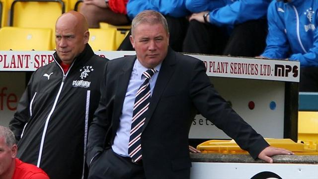 Football - McCoist wants Hearts clarification