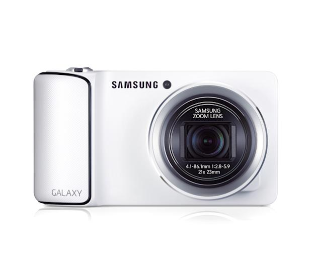 Samsung Camera White