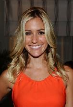 Kristin Cavallari attends Mercedes-Benz Fashion Week Swim at The Raleigh, Miami Beach, on July 14, 2011 -- Getty Images