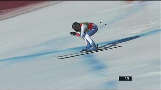1209 Alpine Skiing - Lake Louise: Women's Super G