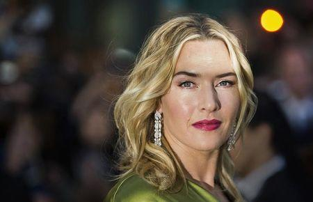 "Winslet arrives for the ""A Little Chaos"" gala at the Toronto International Film Festival in Toronto"