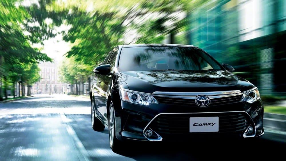 豪華再升 Toyota Camry小改款2015年第2季上市