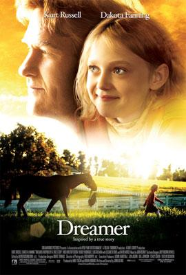 Kurt Russell and Dakota Fanning star in DreamWorks Pictures' Dreamer: Inspired by a True Story