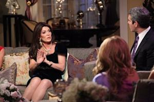 Lisa Vanderpump of 'The Real Housewives of Beverly Hills,' found herself on the hot seat during Part One of the reunion.