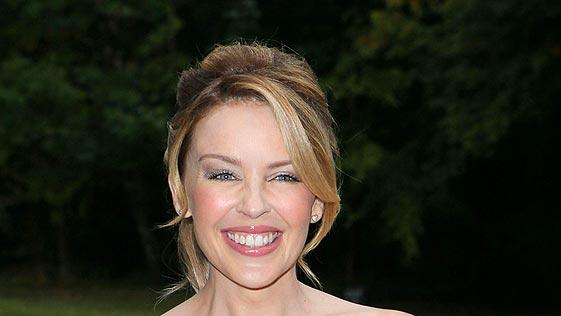Minogue Kylie Linen Launch