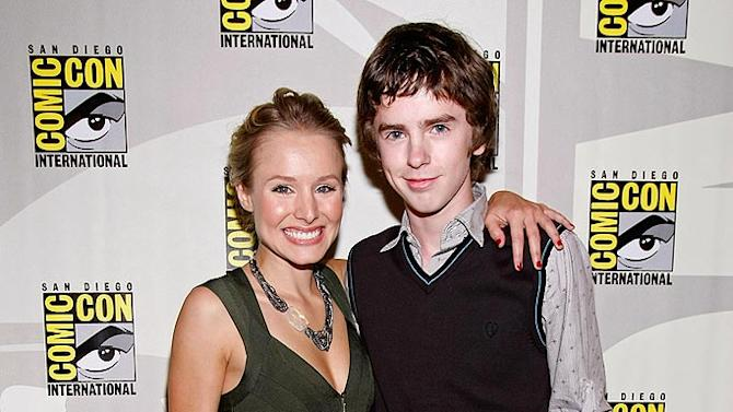 Bell Highmore Comic Con