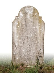RIP: Here Lies Traditional Marketing, Here Comes Growth Hacking image tombstone