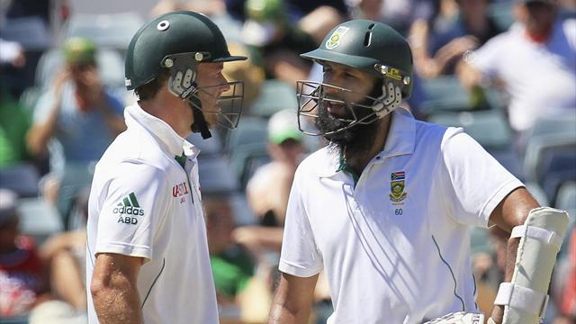 Cricket - South Africa on verge of series win in Australia