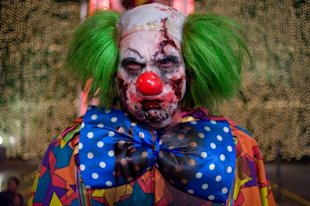 Using a Feed Aggregator image zombieland clown