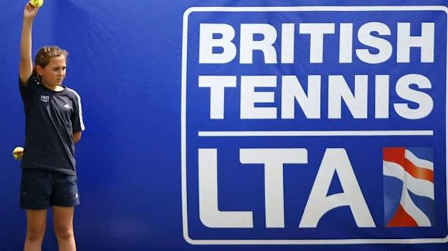 TENNIS 2008 Lawn and Tennis Association LTA Britain generic