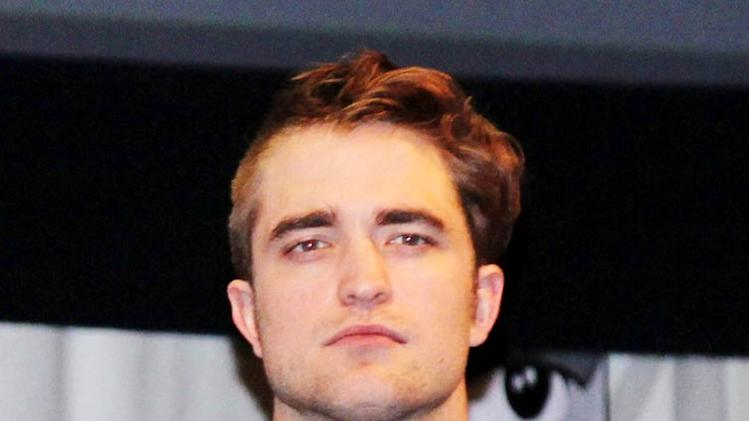 Robert Pattinson Comic Con